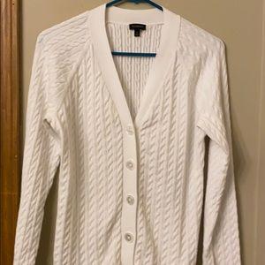 White XLARGE sweater